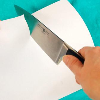 Jak naostrzyć nóż bez użycia ostrzałki?