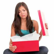 Co możesz zrobić z nietrafionym prezentem?