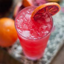 Przepis na soczystego drinka Red Lady
