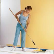 Jak ułatwić sobie malowanie mieszkania?