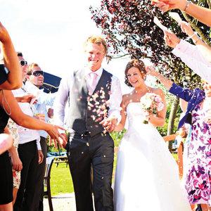 W trakcie wesela