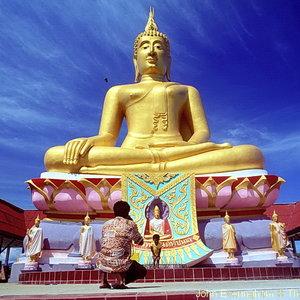 Kraj buddystów