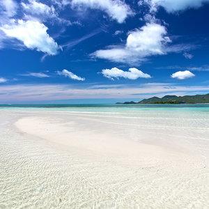 Rajska plaża Chaweng