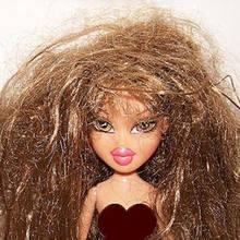 Jak zadbać o fryzurę lalki?
