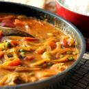 Przepis na aromatycznego kurczaka curry z warzywami