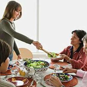 Jak powinno się przyjmować gości?