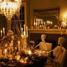 Ciekawe zabawy na imprezę z okazji Halloween