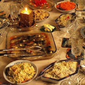 Ilość potraw na stole