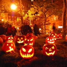 W jaki sposób świętować Halloween?