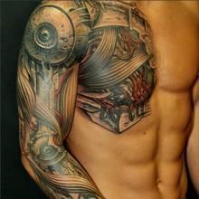 Jak dbać o tatuaż?