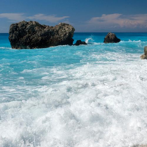 Gdzie możesz zobaczyć kolorowe plaże?