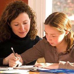 Pomagaj w odrabianiu lekcji