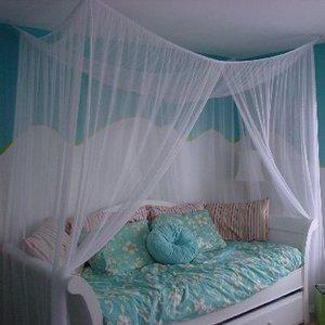 Baldachimy i moskitiery