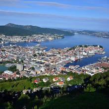 Atrakcje turystyczne w Bergen