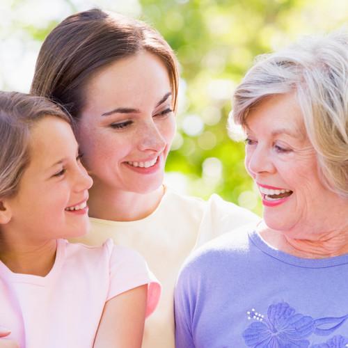 Jak być babcią idealną?