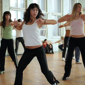 Idź na lekcje tańca