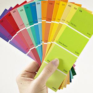Jak poprawnie dobierać kolory w mieszkaniu?