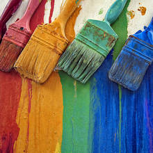 Jak myć pędzle po malowaniu?