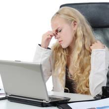 Jak chronić oczy w czasie pracy?