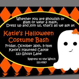 Pomysły Na Zaproszenia Na Imprezę Halloween Zakumajpl