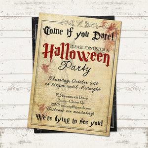 Nawiedzone zaproszenie