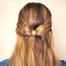 Jak wykonać kokardę na włosach?