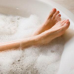 Ciepła kąpiel
