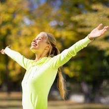 Jak być zdrowym jesienią?