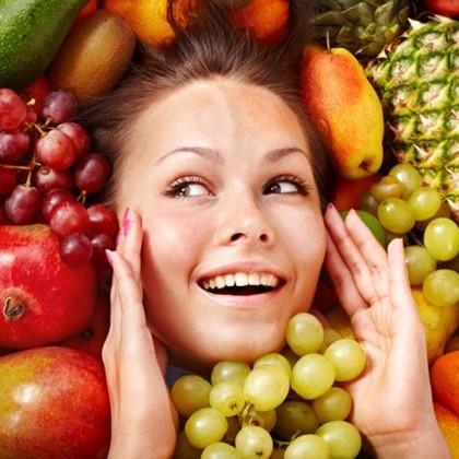 Jak jadać, aby mieć zdrową cerę?