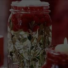 Jak przygotować lampion ze słoika na Boże Narodzenie?