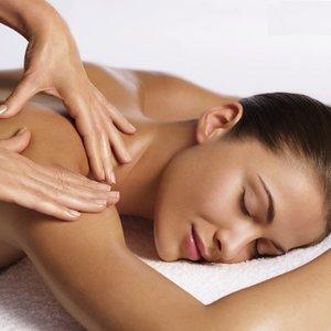 Przyjemny masaż