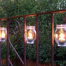 Jak przygotować wiszące lampiony ze słoików?
