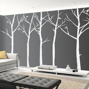 Nowe ściany bez malowania