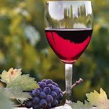 Herbata i wino