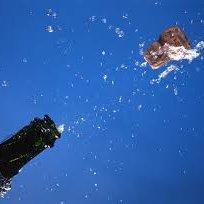 Przepis na niebieskiego szampana