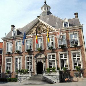 Ratusz w Liège
