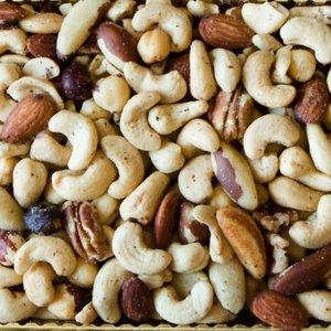 Cytrusy i orzechy w diecie