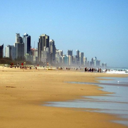Atrakcje Złotego Wybrzeża w Australii