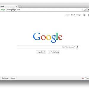 Otwórz Google
