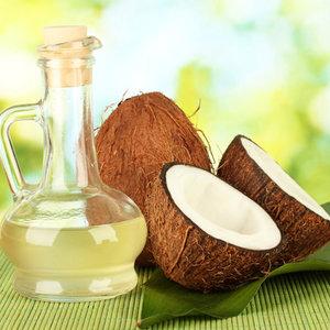 Maseczka z olejem kokosowym