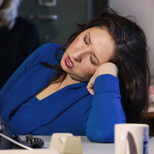 Niedobór snu