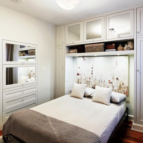 Jak powiększyć optycznie niewielką sypialnię?