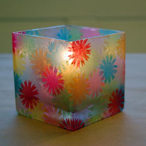 W jaki sposób można ozdobić lampion?
