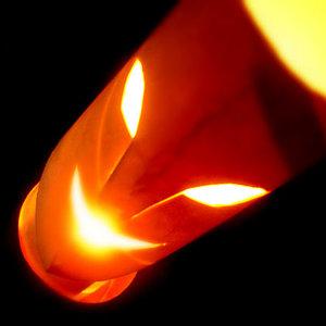 Rozkładanie lampionu i mocowanie świeczki