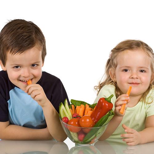 Jak sprawić, by dziecko odżywiało się lepiej?