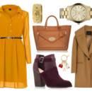 Jak ożywić swoją jesienną garderobę za pomocą żółtego akcentu?