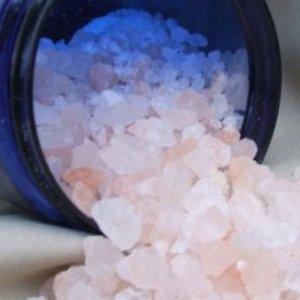 Kąpiele w soli