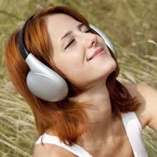 Relaks z muzyką