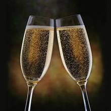 Jak należy podawać szampana?