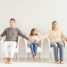 Jak oswoić dziecko z rozwodem rodziców?